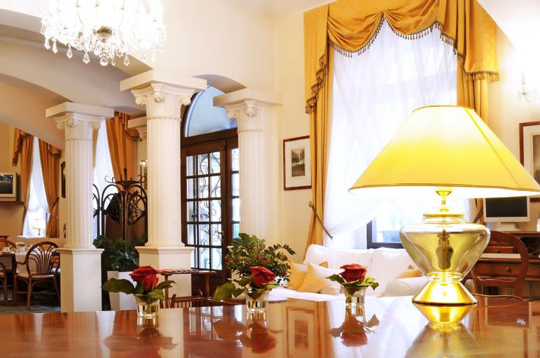 Hotel Louren, Praha 2