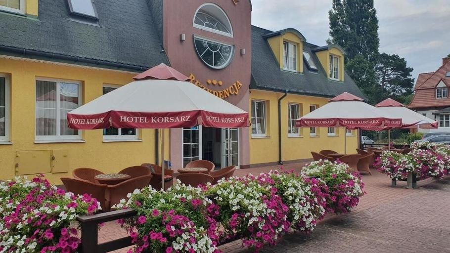 Hotel Korsarz, Świnoujście