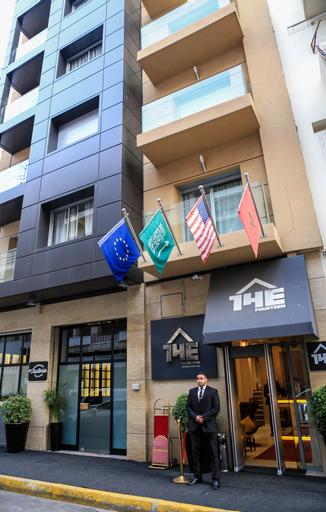 The Fourteen Luxury Boutique Hotel & Spa, Casablanca