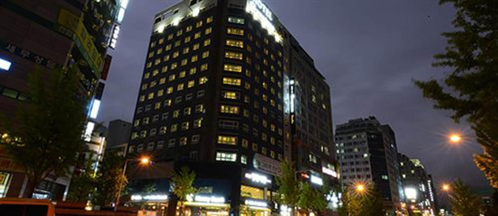Hotel Graytone Dunsan, Daedeok