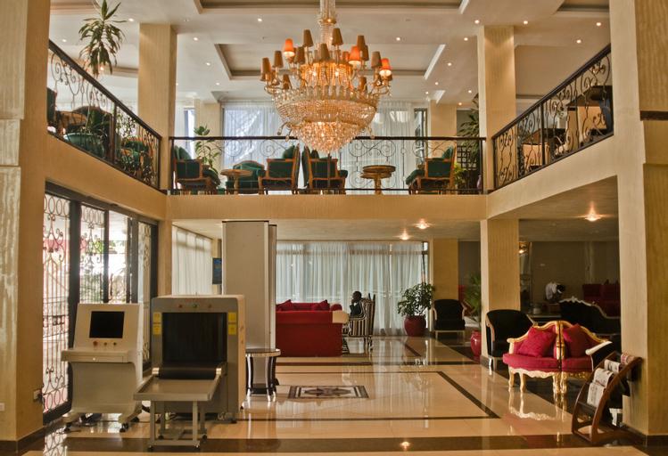 Bole Ambassador Hotel, Addis Abeba