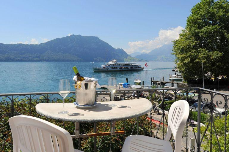 Seehof Hotel Du Lac, Luzern