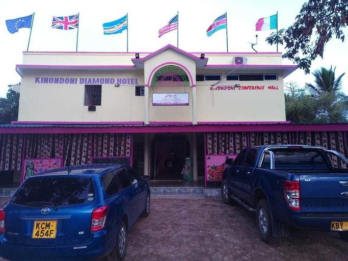 Kinondoni Diamond Hotel, Malindi