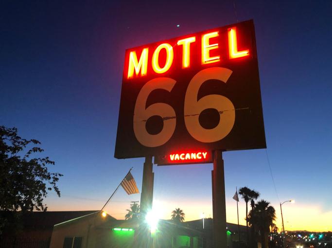Motel 66, San Bernardino