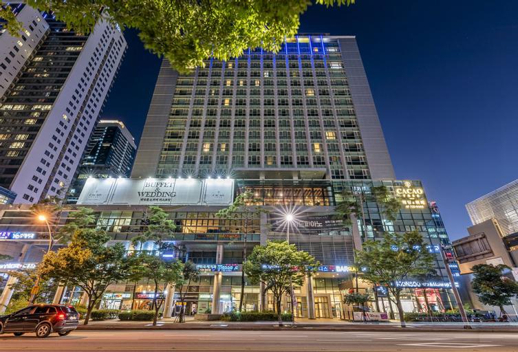 Haeundae Centum Hotel, Haeundae
