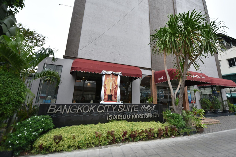 Bangkok City Suite, Pathum Wan