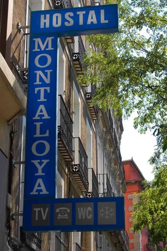 Hostal Montaloya, Madrid