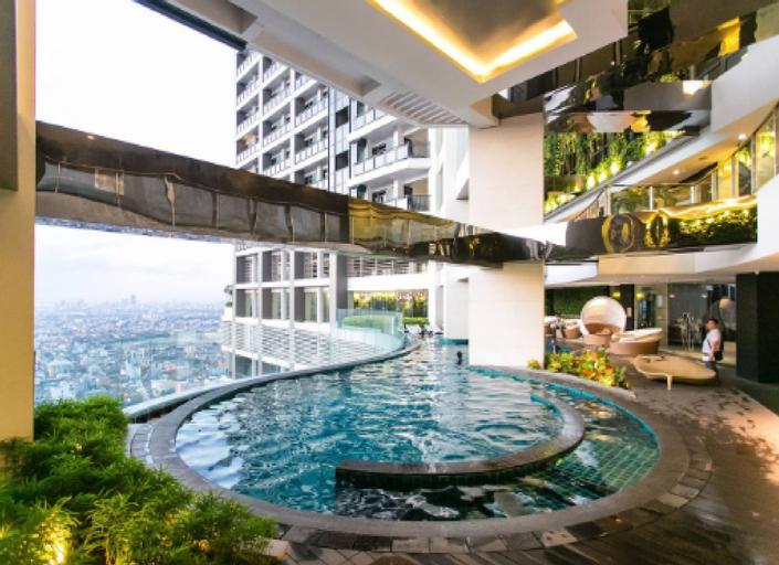 2 Bedroom Condo by Aubrey Paladin @ Gramercy Residences, Makati City