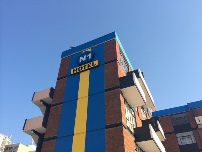 The N1 Hotel Harare, Harare