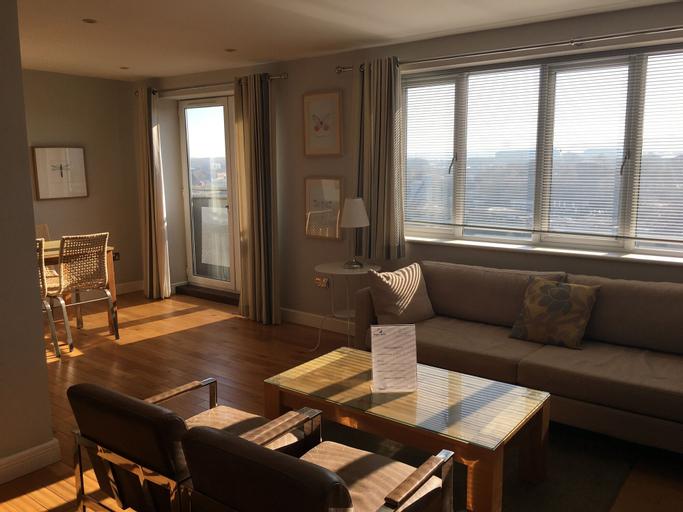 Week2Week 2 Bedroom Apartment Newcastle Quayside Views, Newcastle upon Tyne