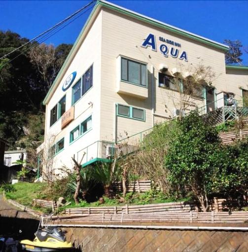 SeaSide INN AQUA - Hostel, Shimoda
