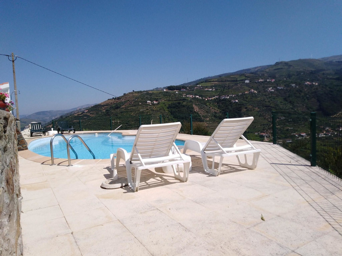 Villa With 3 Bedrooms in Mesão Frio, With Wonderful Mountain View, Pri, Mesão Frio