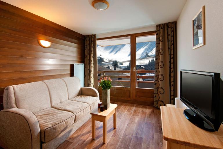Résidence Lagrange Vacances Les Chalets du Mont Blanc, Savoie
