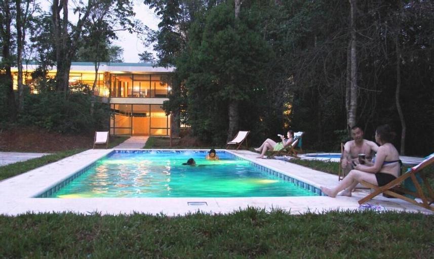Rainforest Hotel de Selva, Iguazú