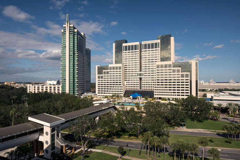 Hyatt Regency Orlando, Orange