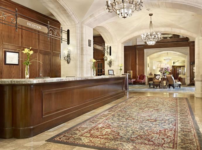 Fairmont Hotel Macdonald, Division No. 11