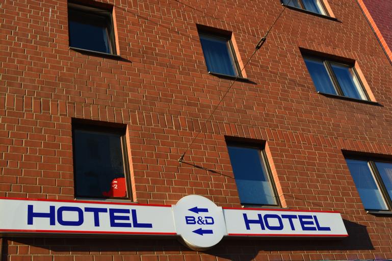 B&D Hotel, Region Hannover