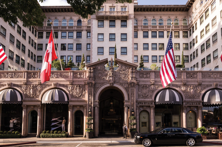 Beverly Wilshire - Beverly Hills, A Four Seasons Hotel, Los Angeles