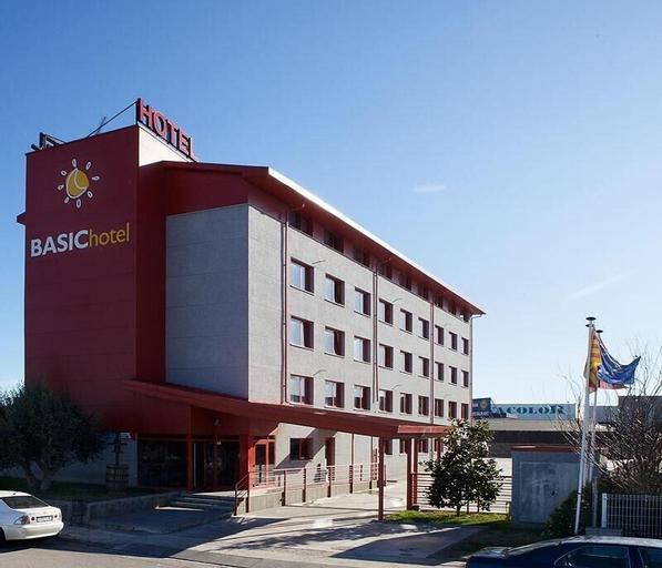 Hotel Basic, Barcelona
