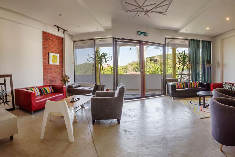 Roomies Suites, Pulau Penang