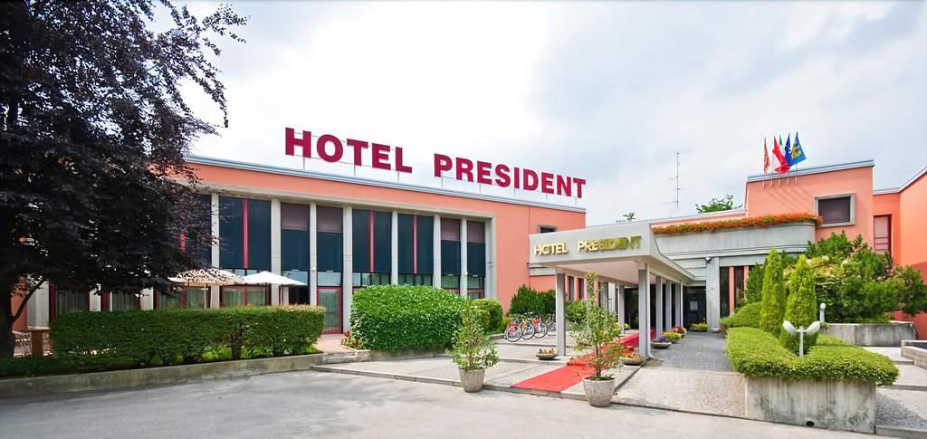 Grand Hotel President, Pordenone