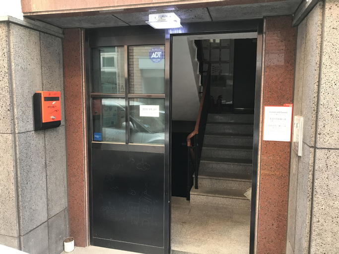 Hostel KW Sinsa, Gangnam