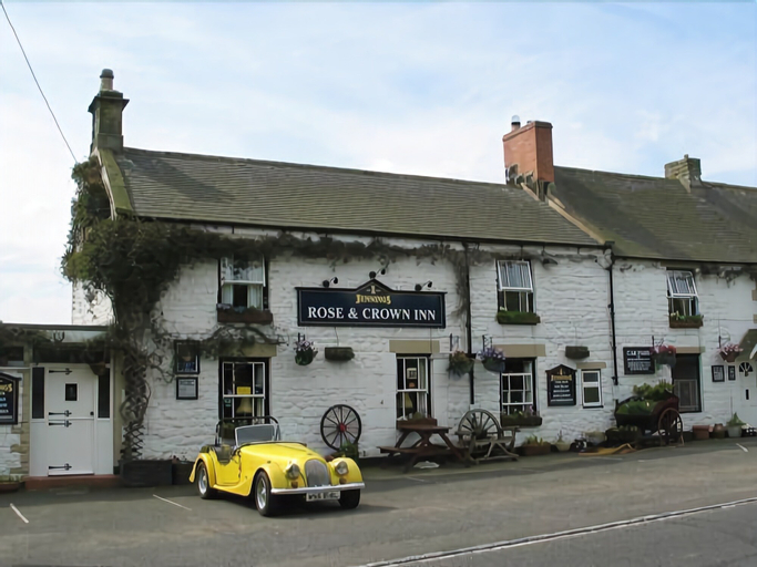 Rose and Crown, Northumberland