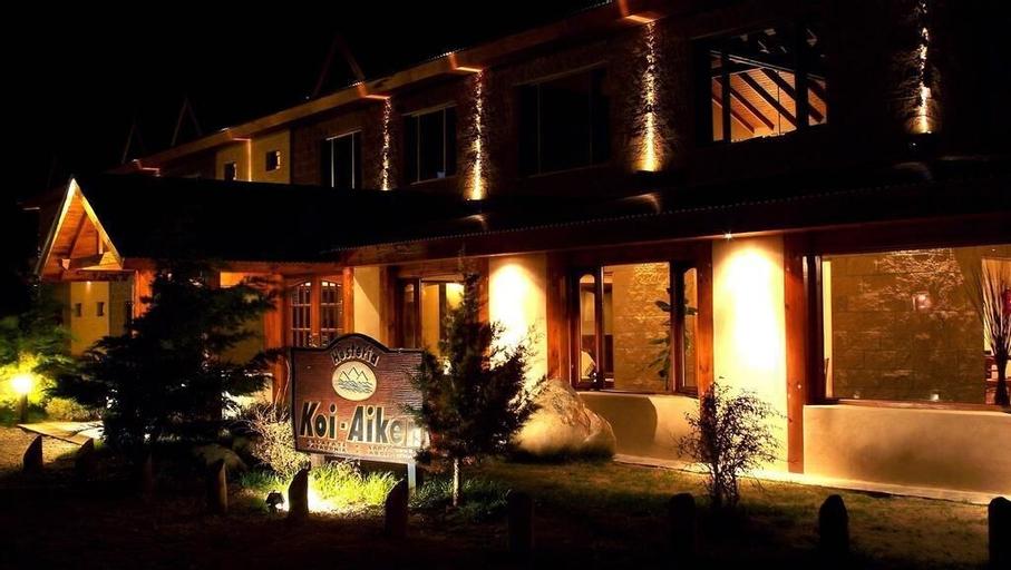 Hostería Koi-Aiken, Lago Argentino