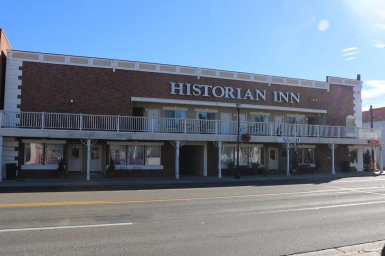Historian Inn, Douglas
