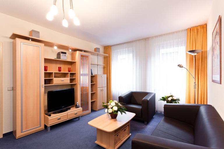 Aparthotel Münzgasse, Dresden