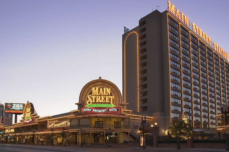 Main Street Station Hotel, Casino and Brewery, Clark