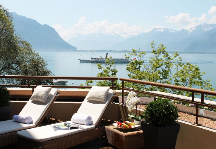 Royal Plaza Montreux & Spa, Pays-d'Enhaut
