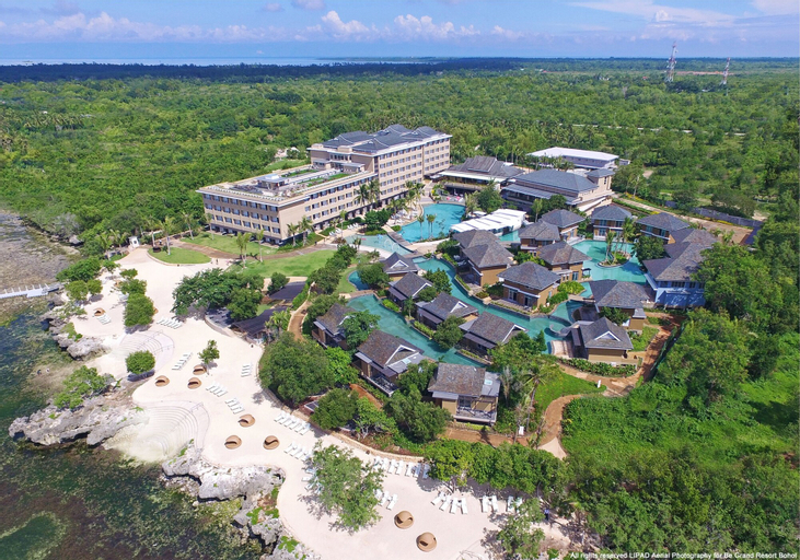 BE Grand Resort Bohol, Panglao