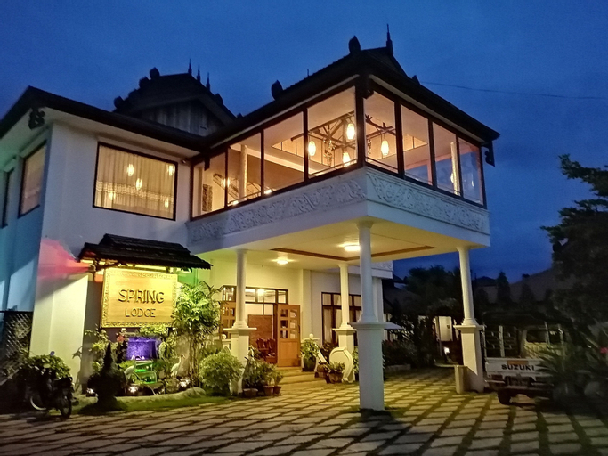 Spring Lodge Inle, Taunggye