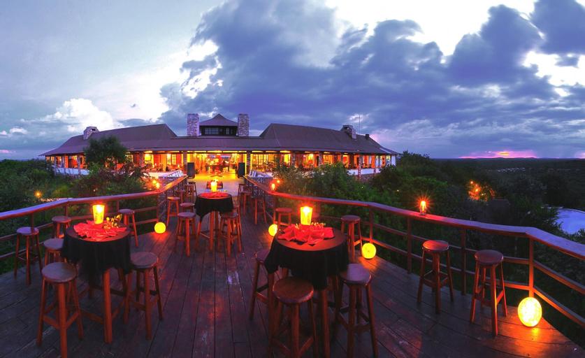 Etosha Safari Lodge, Outjo