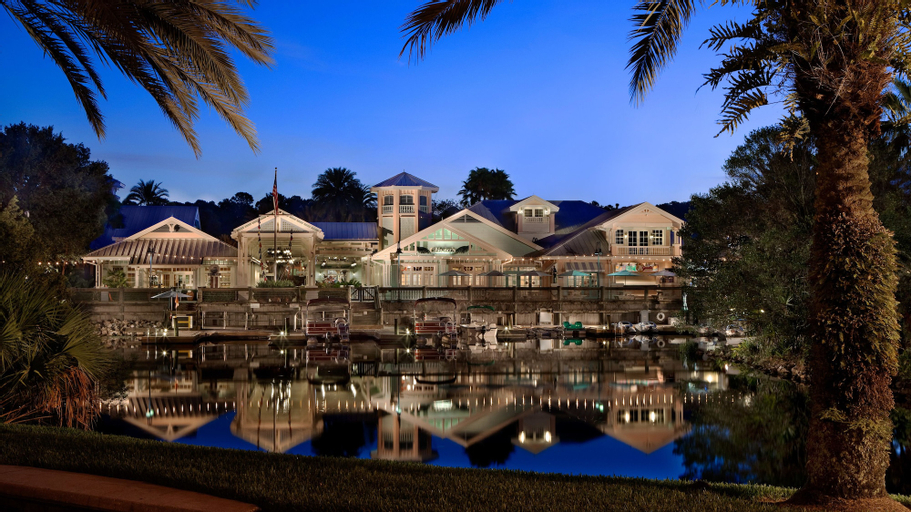 Disney's Old Key West Resort, Orange