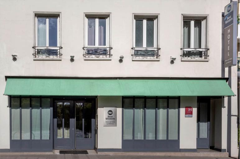 Best Western Rives de Paris La Defense, Hauts-de-Seine