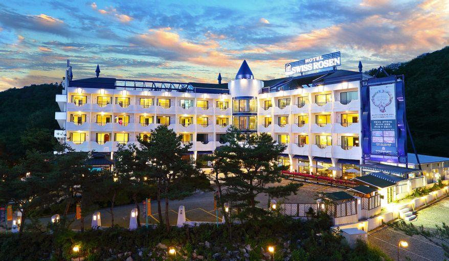 Benikea Swiss Rosen Hotel, Gyeongju