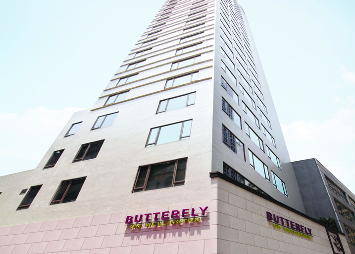 Butterfly on Wellington Boutique Hotel Central, Central and Western