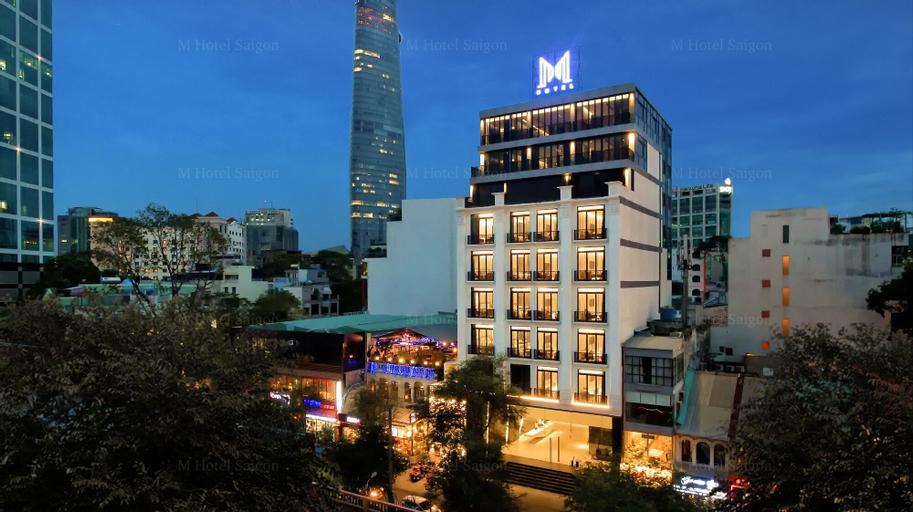 M Hotel Saigon, Quận 1