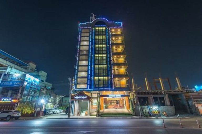 Sunrise Hotel, Mandalay