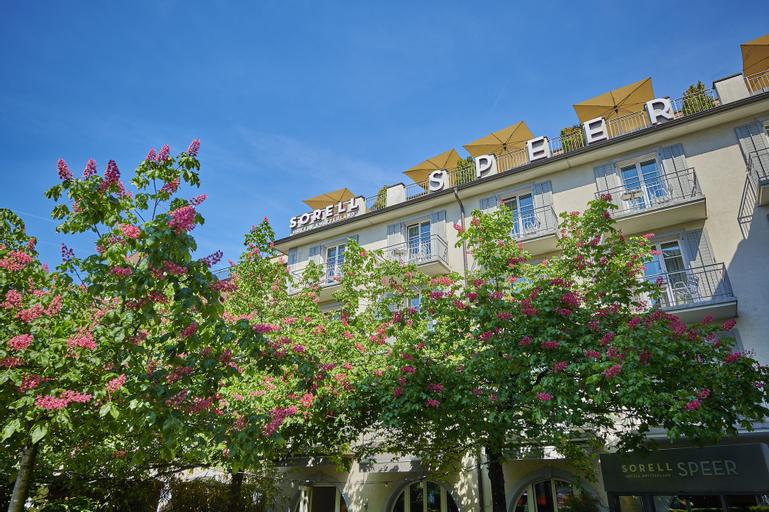 Sorell Hotel Speer, See-Gaster