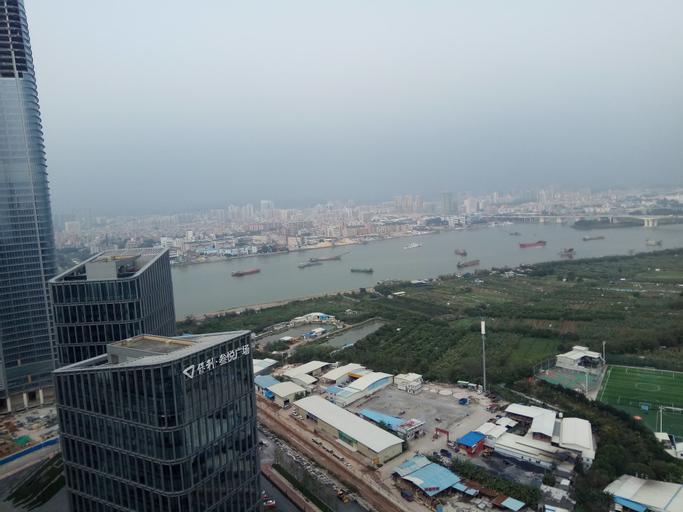U Hotel Apartment (Guangzhou Canton Tower Zhujiang Xin'an), Guangzhou