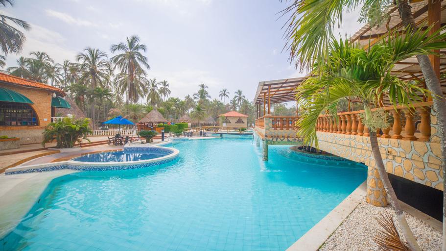 Mendihuaca Caribbean Resort, Santa Marta (Dist. Esp.)