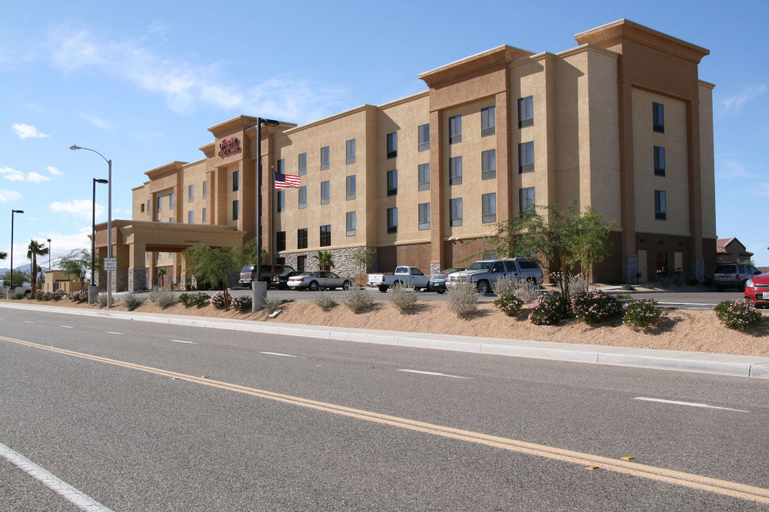 Hampton Inn & Suites Barstow, San Bernardino