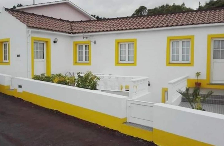 Apartment With 2 Bedrooms in Lajes Do Pico, With Wonderful sea View and Terrace, Lajes do Pico