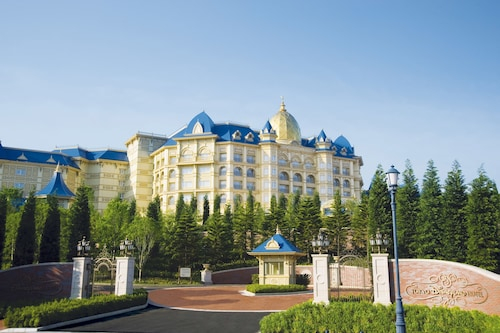 Tokyo Disneyland (R) Hotel, Edogawa