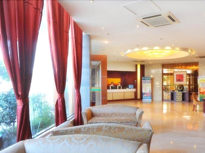 GreenTree Alliance Suzhou New Zone Mayun Road Hanshan Temple Hotel, Suzhou