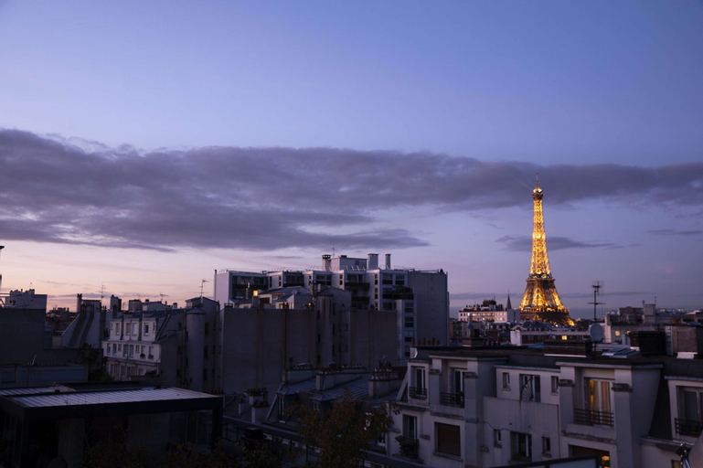 Best Western Eiffel Cambronne, Paris
