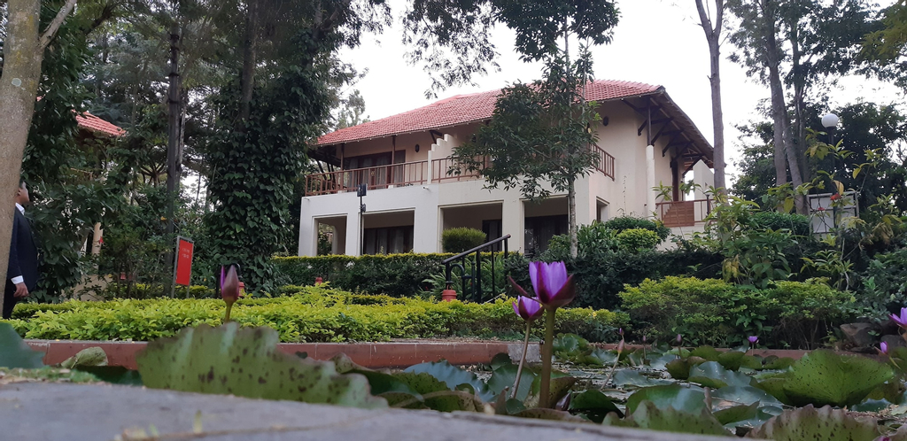 The Gateway Hotel Chikmagalur, Chikmagalur